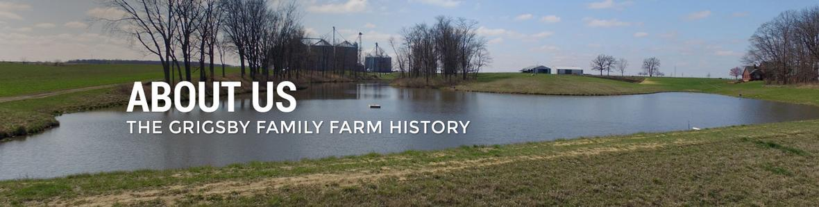 Banner for Grigsby Farms Tennessee to Florida page